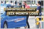 ComfortDelGro reports six-month loss