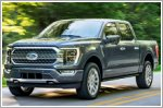 Ford debuts the all new F-150 and Bronco at the NYSE