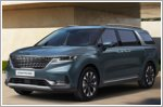Kia introduces the all new Carnival