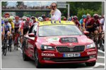 Skoda supports Tour de France for 17th time