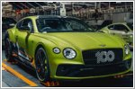 Bentley starts limited production of the Pikes Peak Continental GT
