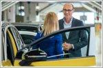 Volkswagen ID.4 starts series production in Zwickau