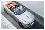 The Rolls-Royce Dawn Silver Bullet revealed