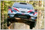 Elfyn Evans is ready for resumption of the WRC in Estonia