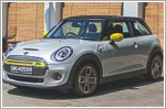 The brand new MINI Electric now available in Singapore