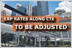 ERP rates to be adjusted at selected CTE gantries