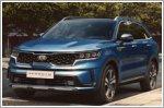 Kia reveals plug-in hybrid variant for the Sorento