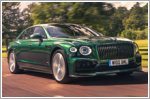 New Styling Specification for the Flying Spur