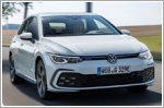 Volkswagen Golf GTE and eHybrid launched in Europe