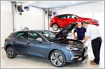Seat opens new electromobility training centre