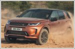 Land Rover Discovery Sport and Range Rover Evoque updated