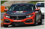 Honda Civic racers dominate Road America
