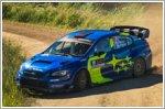 Subaru takes double podium at Ojibwe Forests Rally