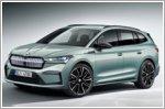 Skoda reveals the Enyaq electric SUV