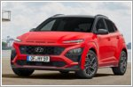 Hyundai unveils updated Kona and Kona N Line