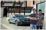 sgCarMart and Skoda are live on Facebook