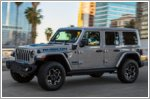 Jeep introduces the Wrangler 4xe plug-in hybrid