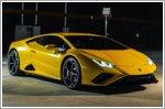 The Lamborghini Huracan EVO RWD now in Singapore