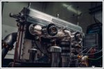 Bentley's new Blower engine comes to life in Crewe
