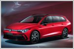 The Volkswagen Golf variant and Golf Alltrack make their debut