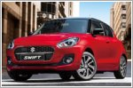 The Suzuki Swift gets a facelift for 2021