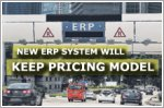 New ERP system will keep congestion pricing model
