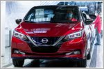 Nissan manufactures the 500,000th Leaf