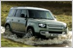 Land Rover Defender gets plug-in hybrid drivetrain