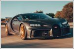 Production of Bugatti Chiron Pur Sport to start soon