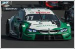 Wittmann claims podium finish for BMW at the Nurburgring