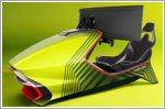 Aston Martin unveils the AMR-C01 racing simulator