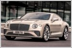 The Continental GT Mulliner coupe makes its debut
