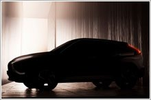 Mitsubishi teases the new Eclipse Cross