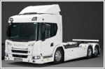 Scania launches electric truck range