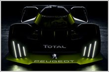 Peugeot and Total develop Le Mans Hypercar