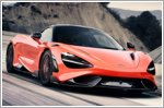 McLaren to feature trio of supercars at Salon Prive