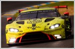 Aston Martin wins the 24 Hours of Le Mans