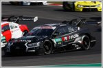 Audi secures the DTM manufacturers' championship