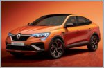 Renault reveals new Arkana coupe SUV