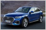 The Audi Q5 Sportback unveiled