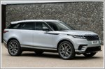 Land Rover updates the Range Rover Velar