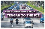 New roads to link Tengah town to the PIE