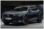 Cupra kicks off production of the Formentor