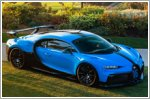 The Bugatti Chiron Pur Sport continues its tour through the U.S.A