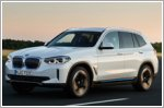 BMW starts production of the fully-electric iX3 in Shenyang, China