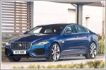 Jaguar releases the facelifted XF