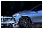 Hyundai reveals first teaser images of the new i20 N