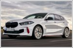 BMW has unveiled the new 128ti performance oriented hatchback