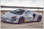 McLaren's hybrid supercar undergoes final testing