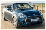MINI Convertible Sidewalk Edition now available in Singapore